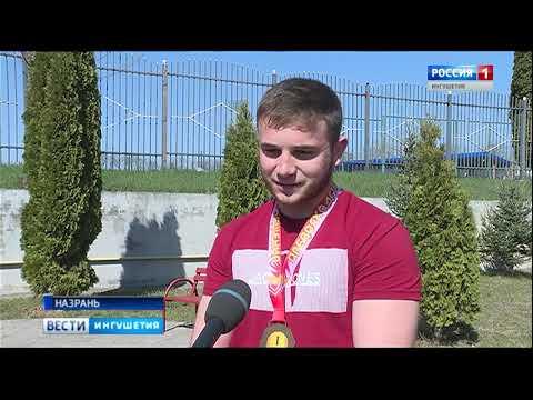 Ингушетия впервые принимала Чемпионат России по пауэрлифтингу