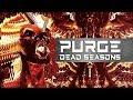 PURGE - Dead Seasons: Dreamy Industrial Music Lyric Video