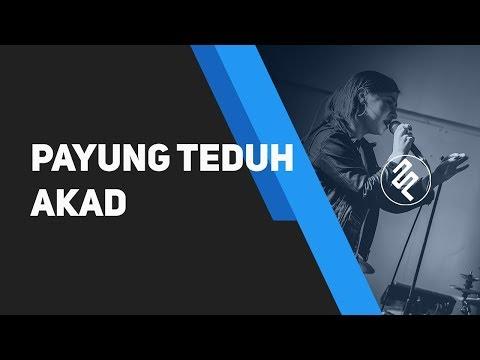 Payung Teduh - Akad Karaoke Piano Instrumental / Chord / Lirik / Tutorial