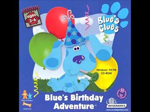 Blues Big Birthday Song