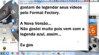 Format Factory-Legendar