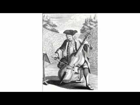 Minuet & Double from Book 5 by Marin Marais in a-minor