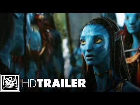 Avatar - Aufbruch nach Pandora - Trailer 2 - Deutsch / German