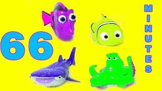 1 Hour 66 Minutes Disney Finding Dory Cars Secret Life of Pets PJ Masks