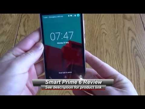 Vodafone Smart Prime 6 Mobile Review