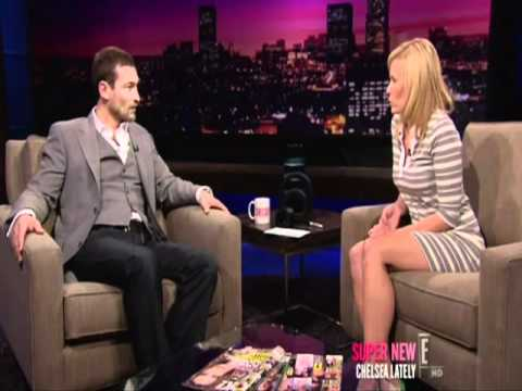 Andy Whitfield on Chelsea Lately 1972  2011 R.I.P. IN HIS OWN WORDS
