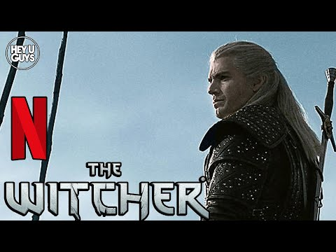 Royce Pierreson on Netflix's The Witcher with Henry Cavill