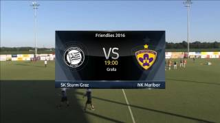 Sturm Graz vs Maribor full match