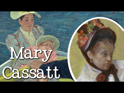 Biography of Mary Cassatt for Kids: Famous Artists for Children  FreeSchool