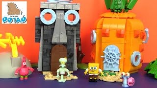 Губка Боб Квадратные Штаны Мультик – ПЛОХИЕ СОСЕДИ! SpongeBob Bad Neighbors Set Мультики для Детей!