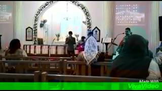Tu hi toh hai by Ashish and Rohit at jamuna church