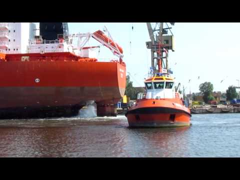 Vigdis Knutsen Remontowa Shipyard 02.06.2011