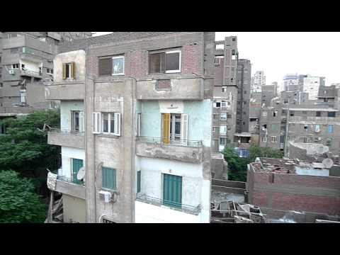 Cairo Apartments: View from Joseph's apartment