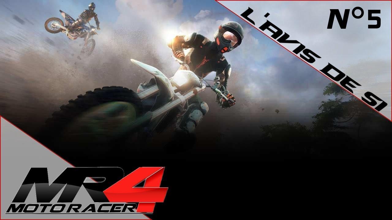 moto racer 4 avis