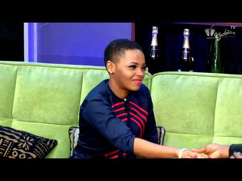 THE LATE NIGHT SHOW-CHIDINMA (PT 1)-WAZOBIA TV