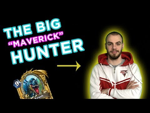 "Le Big ""Maverick"" Hunter sur Hearthstone"