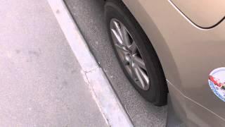 Супер выезд из места парковки . Авто инструктор советует.