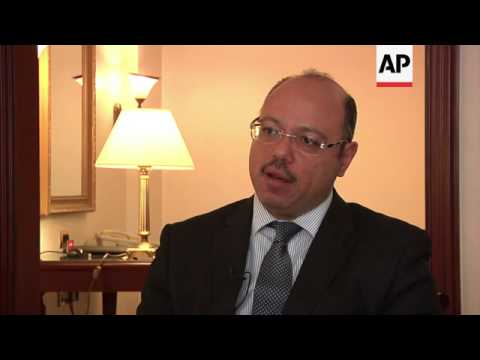 Egypt's finance minister optimistic about future of economy