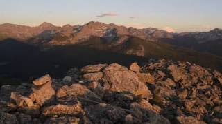 Mountaintop views in Hunter-Fryingpan Wilderness Colorado!