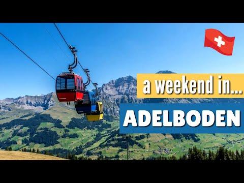 Gran Masta Park Adelboden Lenk Ticketcorner Ski Youtube