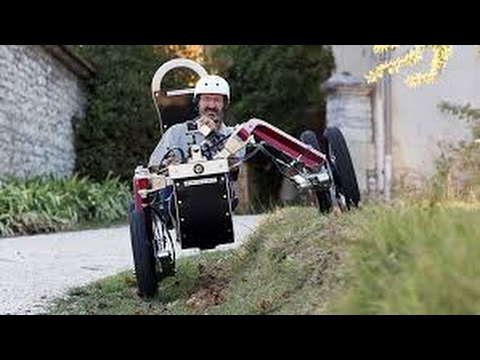 Invention a Day - Episode #143: The All-Terrain Vehicle