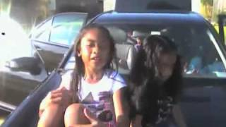 Lyrikkal (9-Year-Old Little Girl) - Lose My Mind Freestyle (Over Young Jeezy