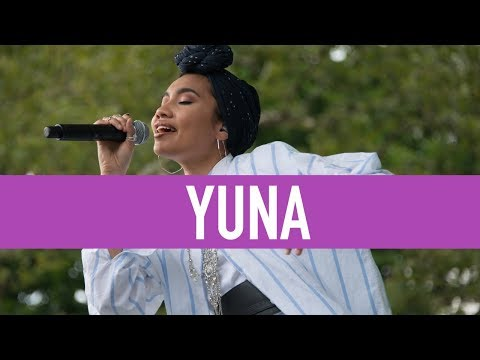 Yuna Brings Real Magic to the Stage || OZY Fest 2017