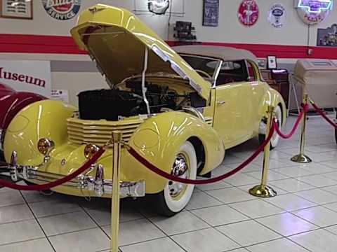 Martin Auto Museum Phoenix Az 12 17 16 Youtube