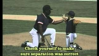Separation Drill for Pitching and Hand Separation