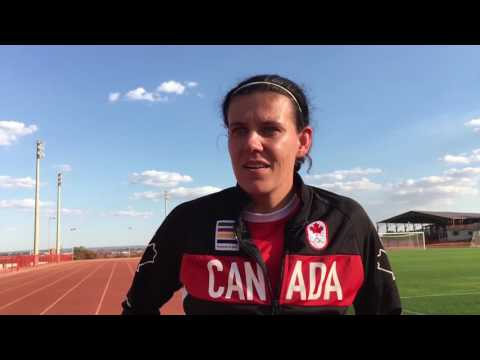 Canada WNT: Christine Sinclair on inspiration