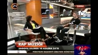 Sagopa Kajmer, Tupac ve Biggie hakkında konuşuyor Thumbnail