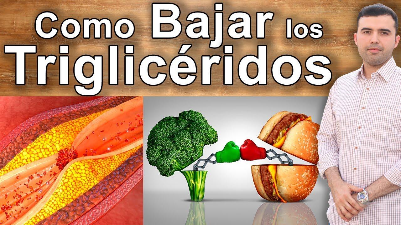 te natural para bajar trigliceridos y colesterol