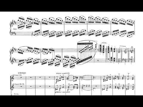 Tchaikovsky - The Nutcracker Suite, Op. 71a (Sheet Music)