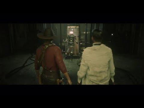 Red Dead Redemption 2 - Ajudando Marko Dragic a dar vida a um robô!