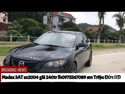 matdaz3 sx2004 chất xe zin giá 240tr lh0975567089 em Triệu Đức HD ( xe đã bán )