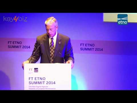 FT-ETNO Summit 2014, Lowell C. McAdam, Chairman and CEO, Verizon Communications