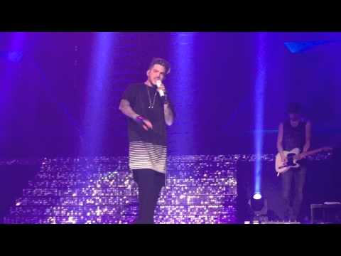 Adam Lambert - Rumors NYE Singapore