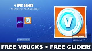 "How to Get ""FREE ARCANA GLIDER/ VBUCKS"" in Fortnite Season 9! (NEW FREE ARCANA GLIDER & FREE VBUCKS)"