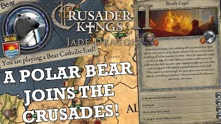 A Polar Bear Joins the Crusades - Crusader Kings 2