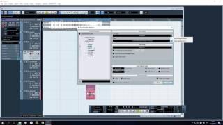урок 1.  Cохранение проекта с нулевой секунды в Cubase 5