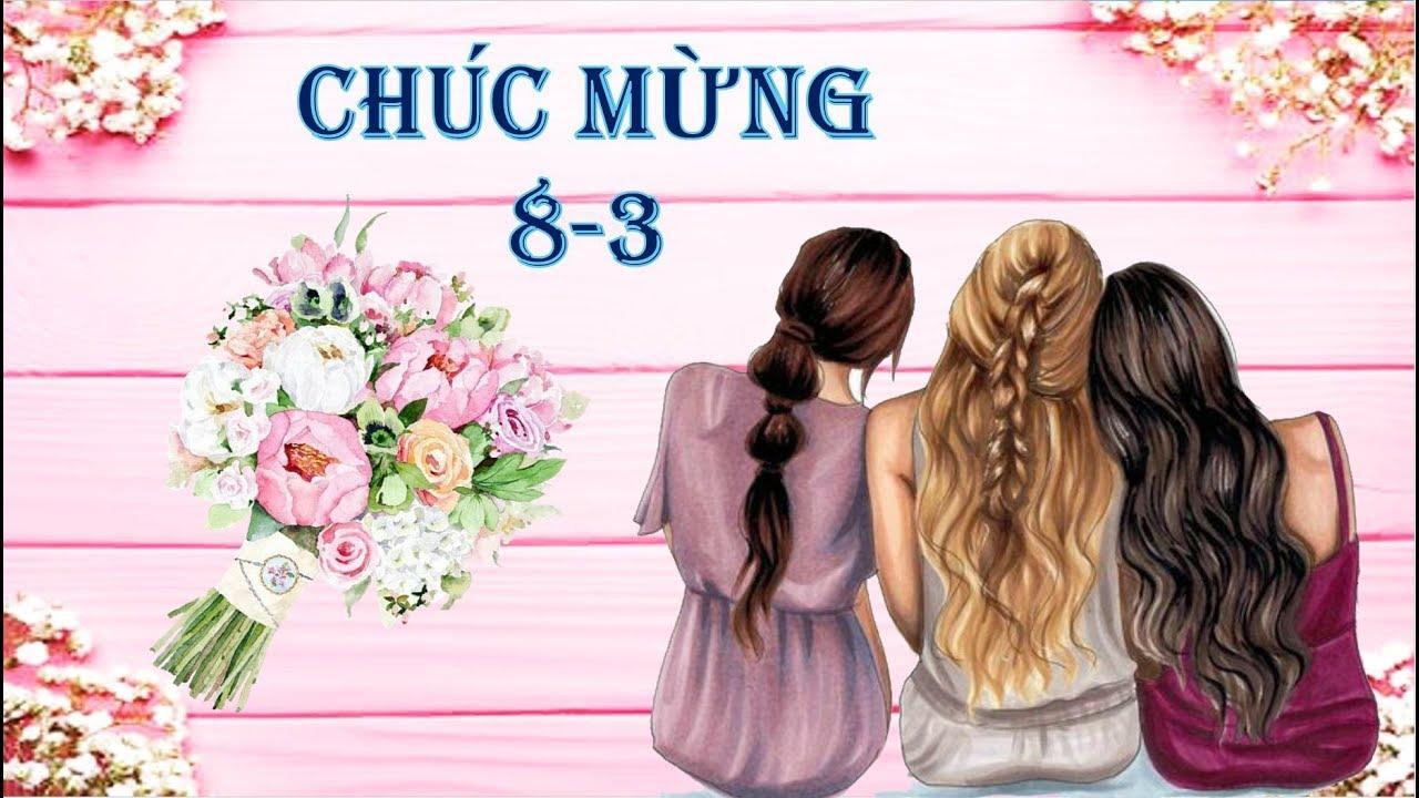Chúc mừng ngày 8 -3  thơ hay ý nghĩa tặng chị em nhân ngày quốc tế phụ nữ Thơ Nguyễn