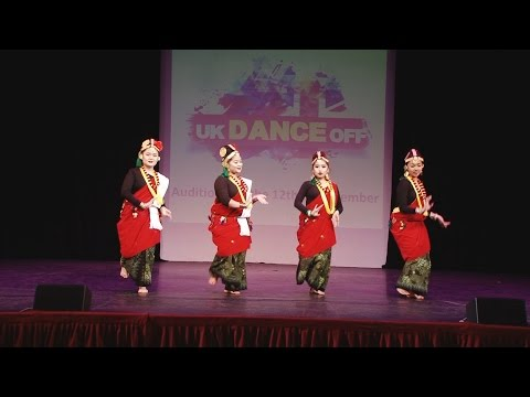 "Artist Cultural Group Contestant No 2 ""UK Dance Off 2016"" Gurung Dance"