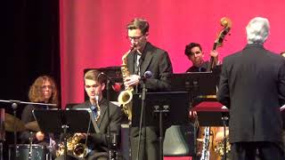 Spring Concert 2018 Jazz A Flux in a Box