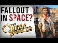 The Outer Worlds - Obsidian's Fallout Space RPG! (Trailer Breakdown & New Gameplay Images!)
