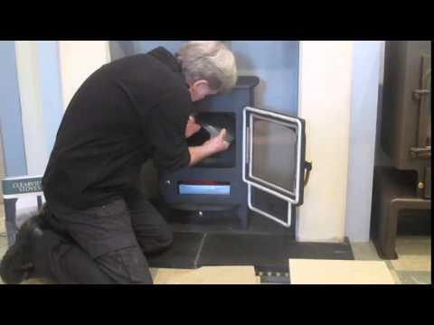 how-to-change-woodburner-bricks