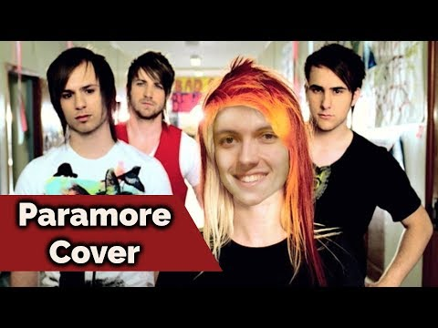 "Playing God (Paramore ""Male Cover"")"