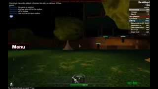 Lets play Roblox (Games Review) Episode 1 -The Stalker-