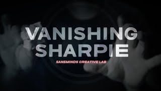 Vanishing Sharpie de Sansminds - Bigmagie