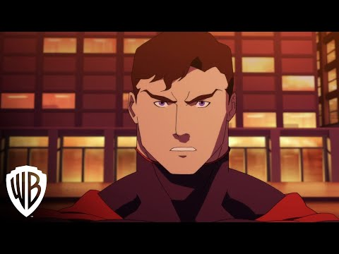 The Death and Return of Superman | Trailer | Warner Bros. Entertainment from YouTube · Duration:  1 minutes 51 seconds