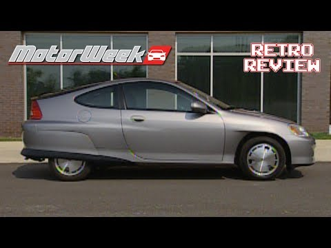 2000 Honda Insight | Retro Review